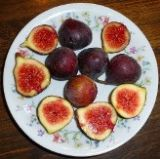 Purple, Brown, or Black Figs